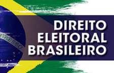 Direito Eleitoral Brasileiro é elaborado com base na legislação regulamentadora das eleições a partir de 2016.