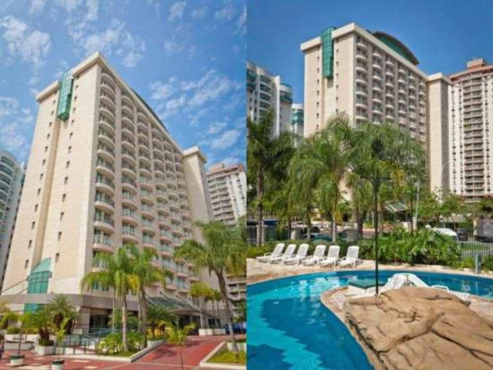 ara conhecer as novas atrações do Rio e aproveitar o que a cidade tem a oferecer, o Bourbon Barra Premium Residence é uma excelente opção de hospedagem.