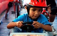 Fundación MAPFRE promove ações de conscientização no trânsito no Parque do Ibirapuera