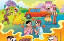 """Livro """"Magali em Outras Vidas"""" mostra que o amor rompe até a barreira do tempo"""