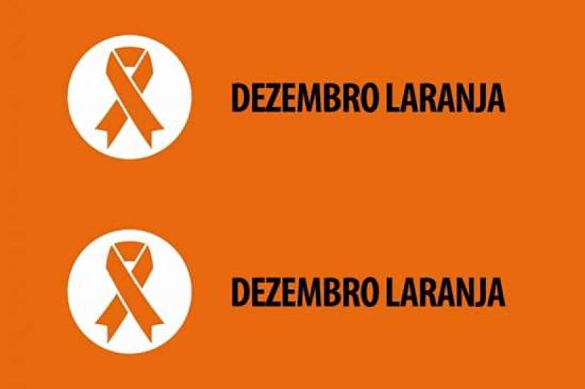 No último mês do ano, é comemorado o Dezembro Laranja, de prevenção à doença.