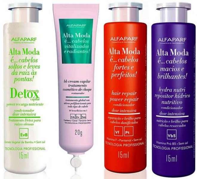 Produtos contêm altas concentrações de ativos que recuperam os cabelos dos danos do verão.
