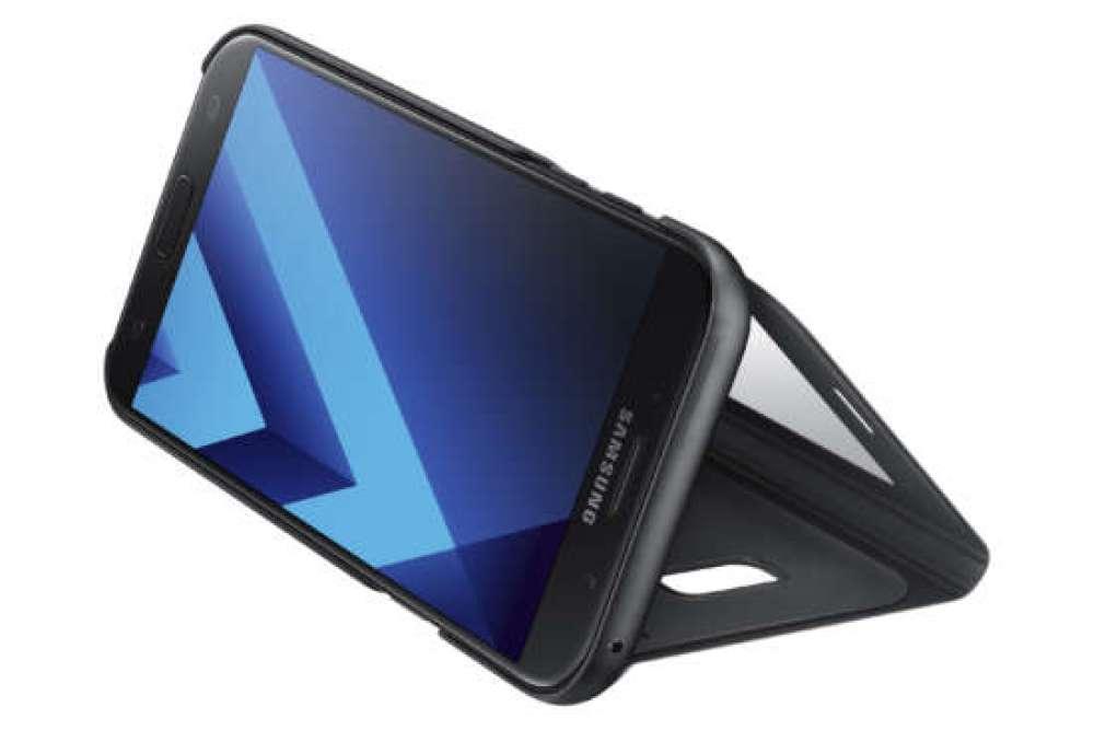 O Galaxy A7 (2017) e Galaxy A5 (2017) permitem ao usuário realizar o backup na nuvem.