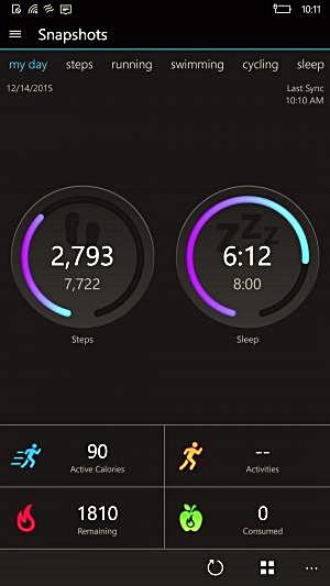 Aplicativos para vestir e andar de bicicleta estão disponíveis no Connect IQ Uber, Trek e GU.