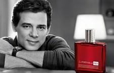O apresentador do SBT, Celso Portiolli, assina moderna e elegante fragrância masculina.