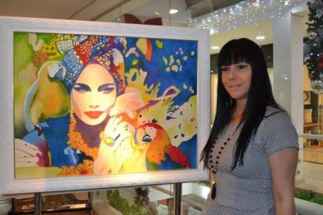 Ana Bitar iniciou sua carreira com ênfase no figurativo realista, tema com o qual foi consagrada no mercado artístico com diversas premiações.