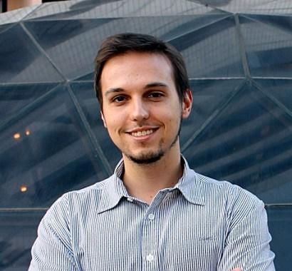 Gabriel Roque, docente de Design do AulaUP.