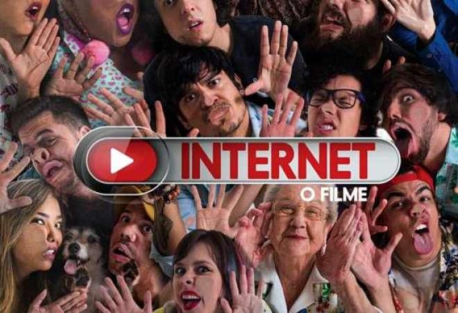 O filme em exibição nesta sessão de estreia será o brasileiro 'Internet - O Filme', que leva para a telona alguns dos principais youtubers do país.