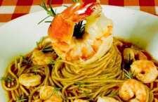 Espaguete com Camarões ao Alho e Ervas é a dica da Selmi para sua mesa de Páscoa