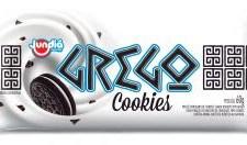Jundiá lança picolé Grego Cookies