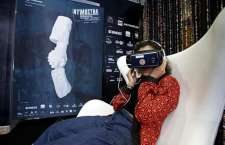 Em parceria com o Festival, empresa disponibiliza uso do Gear VR para público assistir a conteúdos em formato inédito na mostra.