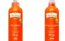 Com filtro solar, Yamasterol Sun Creme e Yamasterol Sun Beach Spray deixam os cabelos cada vez mais macios mesmo após mergulho.