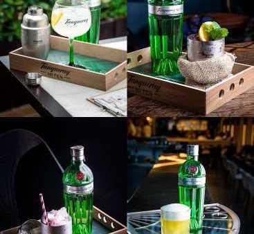 Quatro bares – Iulia, Peppino, Tessen e Trabuca – têm drinks e serviços exclusivos com a bebida.