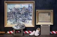 Parte dos lucros serão dedicados na preservação do legado e obra de Van Gogh.