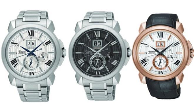 """f1f77afcc2035 Seiko apresenta a coleção """"Premier"""" de relógios com proposta sustentável e  tecnológica"""