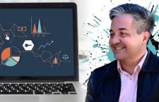 Luiz Iria mostra como criar e editar infográficos