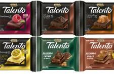Talento® celebra 25 anos com novos chocolates recheados exclusivos e lançamento da Linha Dark