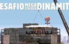 Burger King® lança Mega Stacker Dinamite e leva consumidores nas alturas para saborear o novo sanduíche