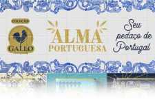 Gallo celebra a paixão por suas raízes e lança embalagens icônicas que trazem pontos turísticos portugueses