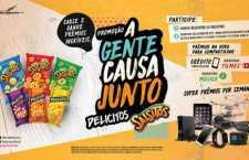 """Delicitos e Salsitos lançam a promoção """"A Gente Causa Junto"""""""