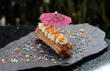 A Boulangerie do hotel apresenta novos sabores da iguaria francesa inspiradosnascidades brasileiras mais requisitadas.