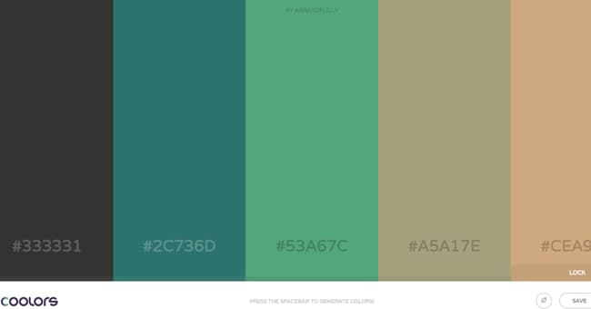 5 Color Generator Sites To Scheme Up Killer Color Combinations