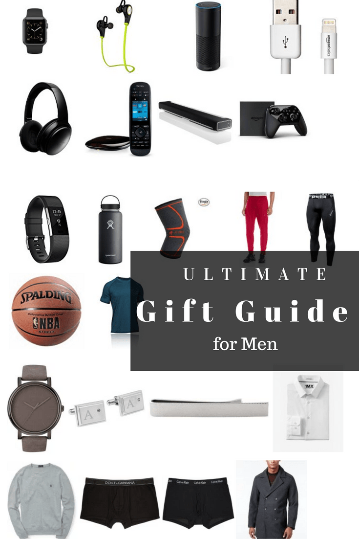 The Ultimate Gift Guide for all the Men in your life