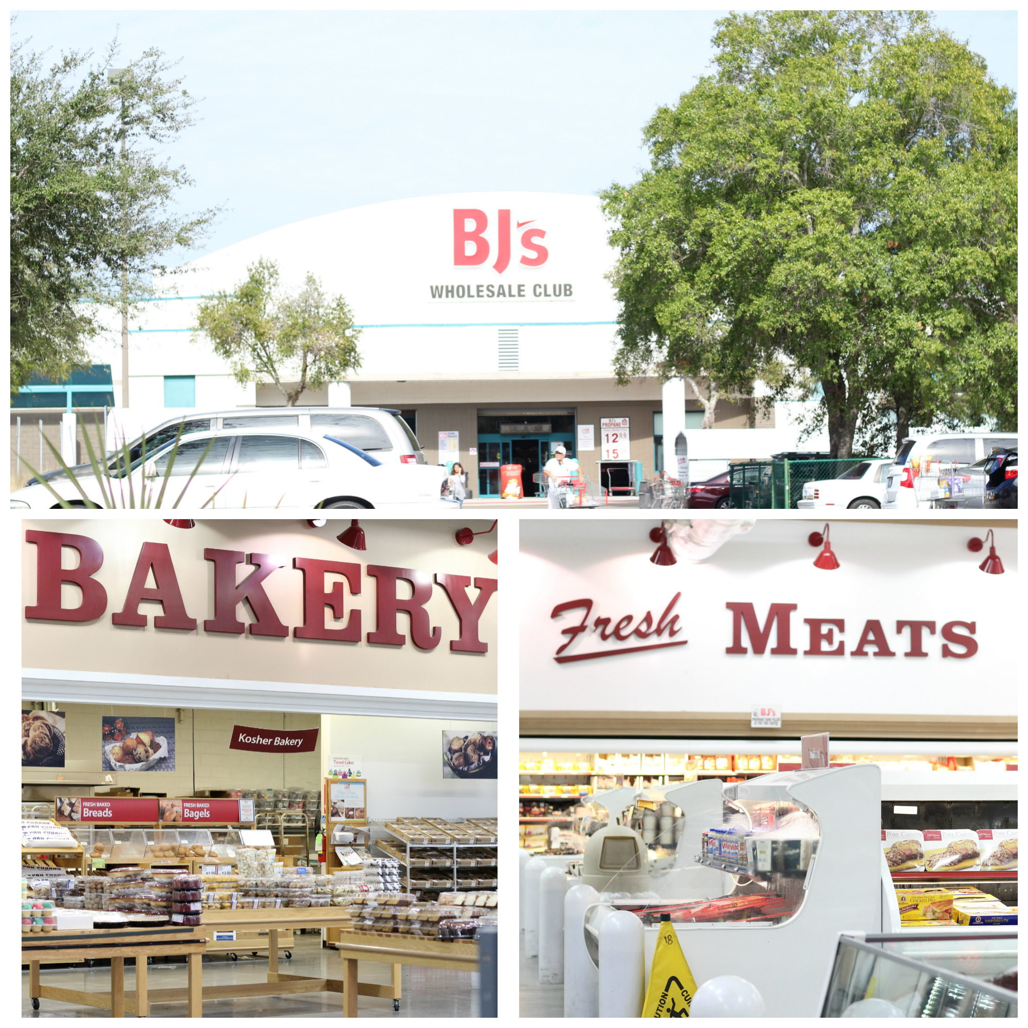 BJs Wholesale Club - Fresh Products
