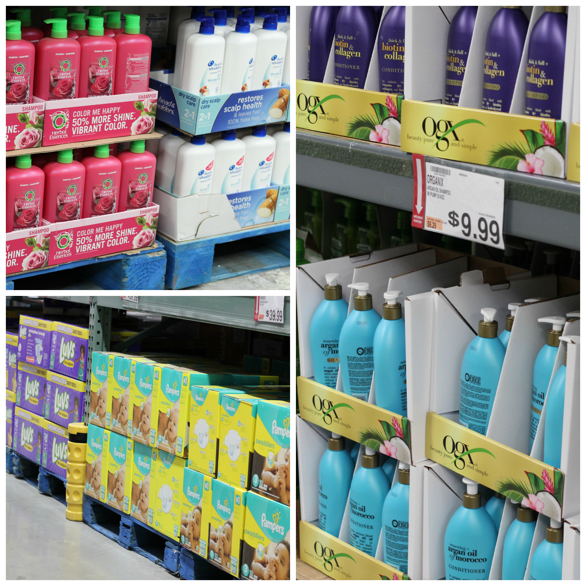 BJs Wholesale Club - Health and Beauty Items