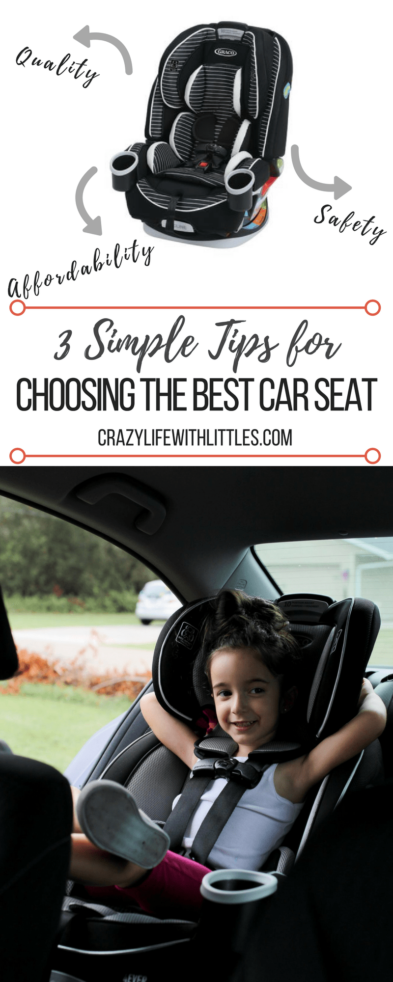 PRACTICAL TIPS FOR SELECTING A CAR SEAT | CRAZY LIFE WITH LITTLES
