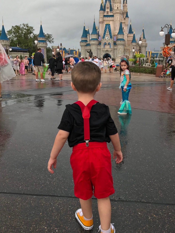 Disney World Magic Kingdom Mickey's Not So Scary Halloween Party
