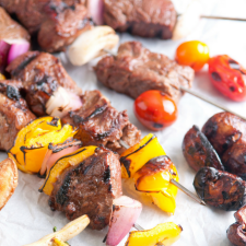 Fresh from Florida: Florida Beef and Potato Skewers