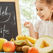 HOW TO CREATE HEALTHY FAMILY EATING HABITS