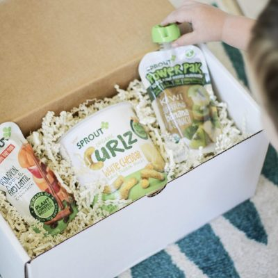 3 TASTY ORGANIC PLANT-BASED PROTEIN SNACKS FOR BABIES AND TODDLERS