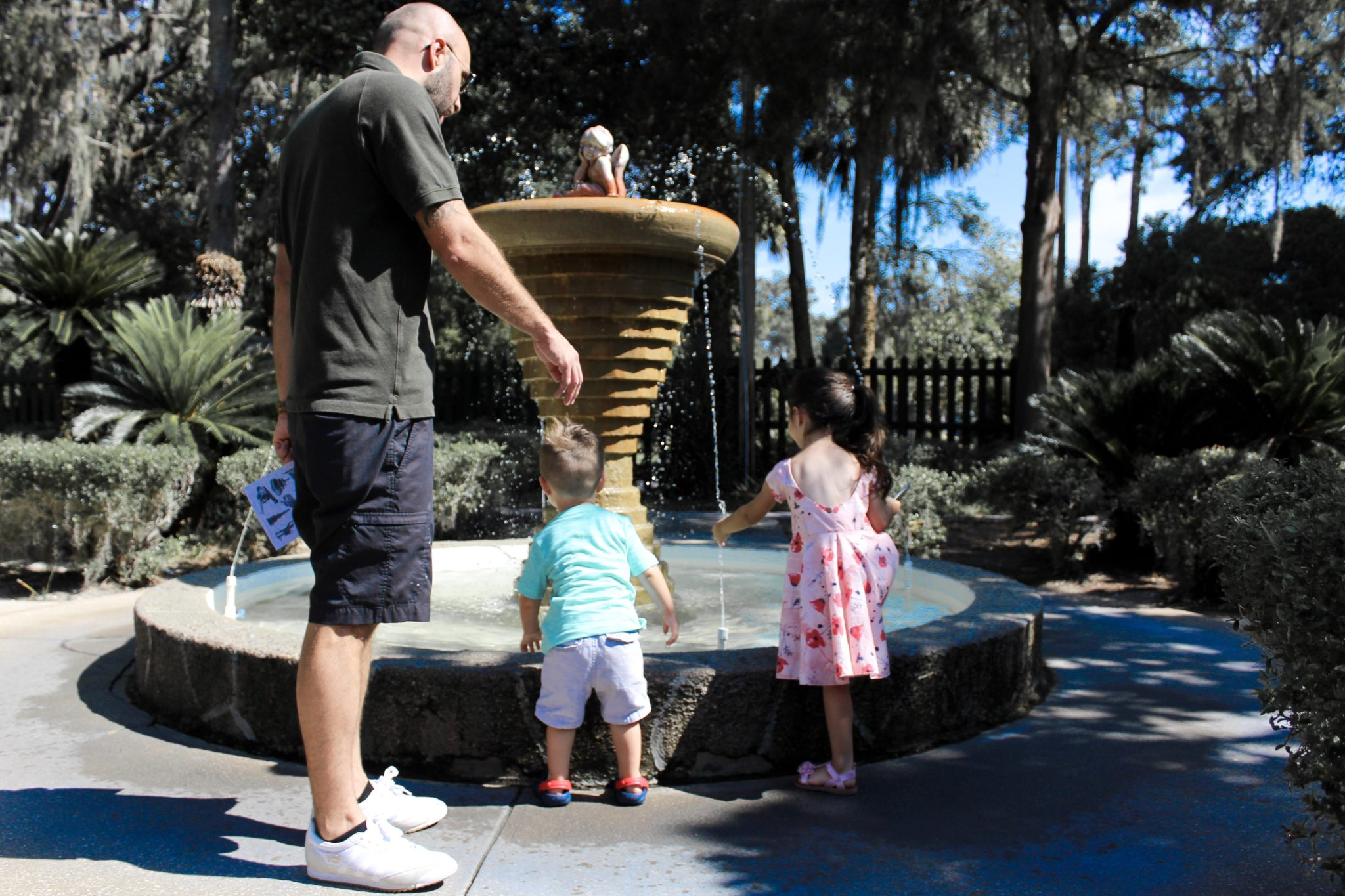 Visiting the Fountain of Youth in St. Augustine, FL - Tampa Llifestyle and Travel blogger, Crazy Life with Littles