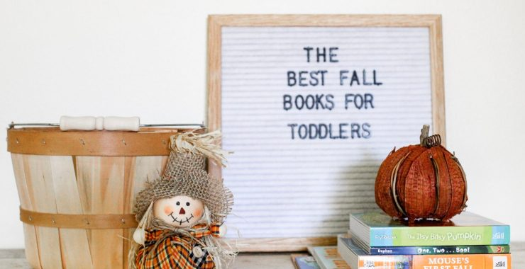 7 FALL BOOKS FOR TODDLERS