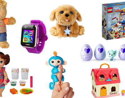 2017 TOP HOLIDAY TOYS FOR KIDS THIS CHRISTMAS