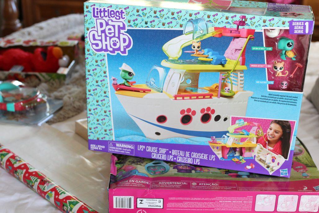 Hasbro Littlest Pet Shop Play set