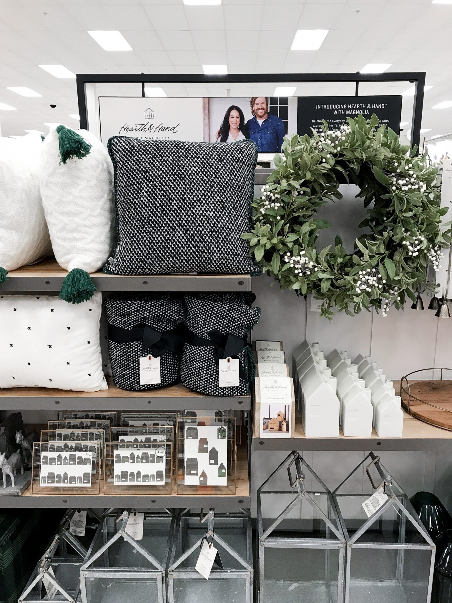 hearth hand with magnolia at target crazy life with littles. Black Bedroom Furniture Sets. Home Design Ideas