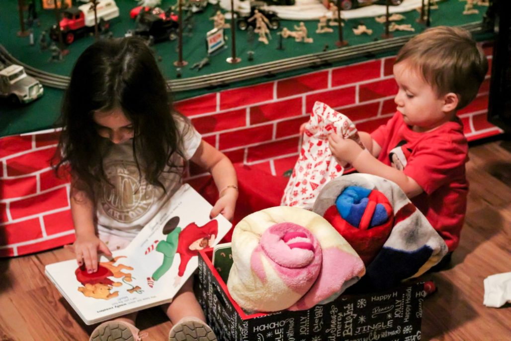 Christmas for Toddlers   Toddler Tips   Mom blogger