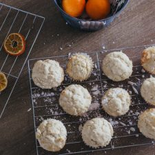 SPREAD KINDNESS WITH ORANGE GLAZED MUFFINS