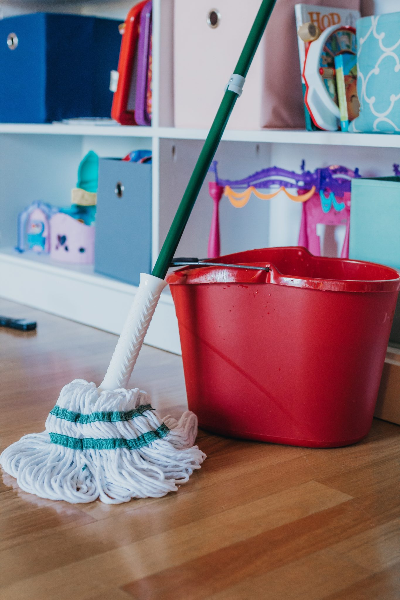 #ad #TheLibmanCompany #EmbraceLifesMesses playroom organization, spring cleaning tips, decluttering your home, spring cleaning organization tips