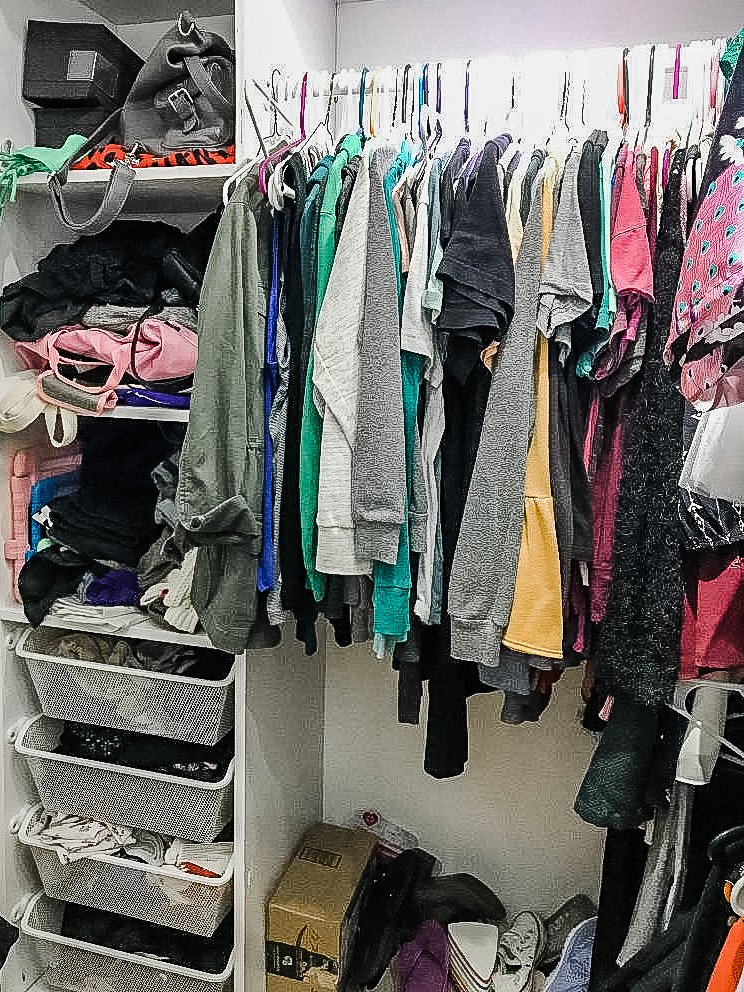 #ad #mariekondoxcaclosets How to Maximize Your Closet Space with California Closets and the KonMari method