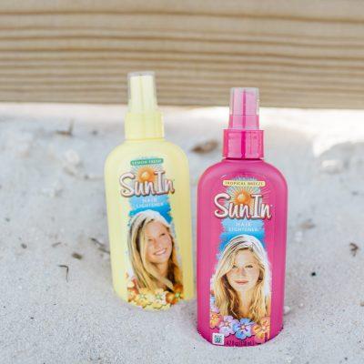 EASIEST SUMMER BEACH WAVES HAIRSTYLE USING SUNIN