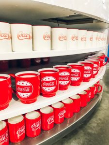 Coca-Cola Store Rooftop Bar in Disney Springs, Tampa parenting blog mothers blog motherhood blog Florida travel blogger travel influencer healthy mom blogger spring hill florida lifestyle parenting blog best mom blog 2018