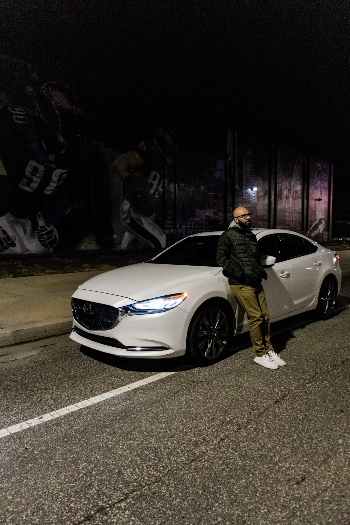 Kid Free Trip to Philadelphia with a Mazda 6 Signature test drive