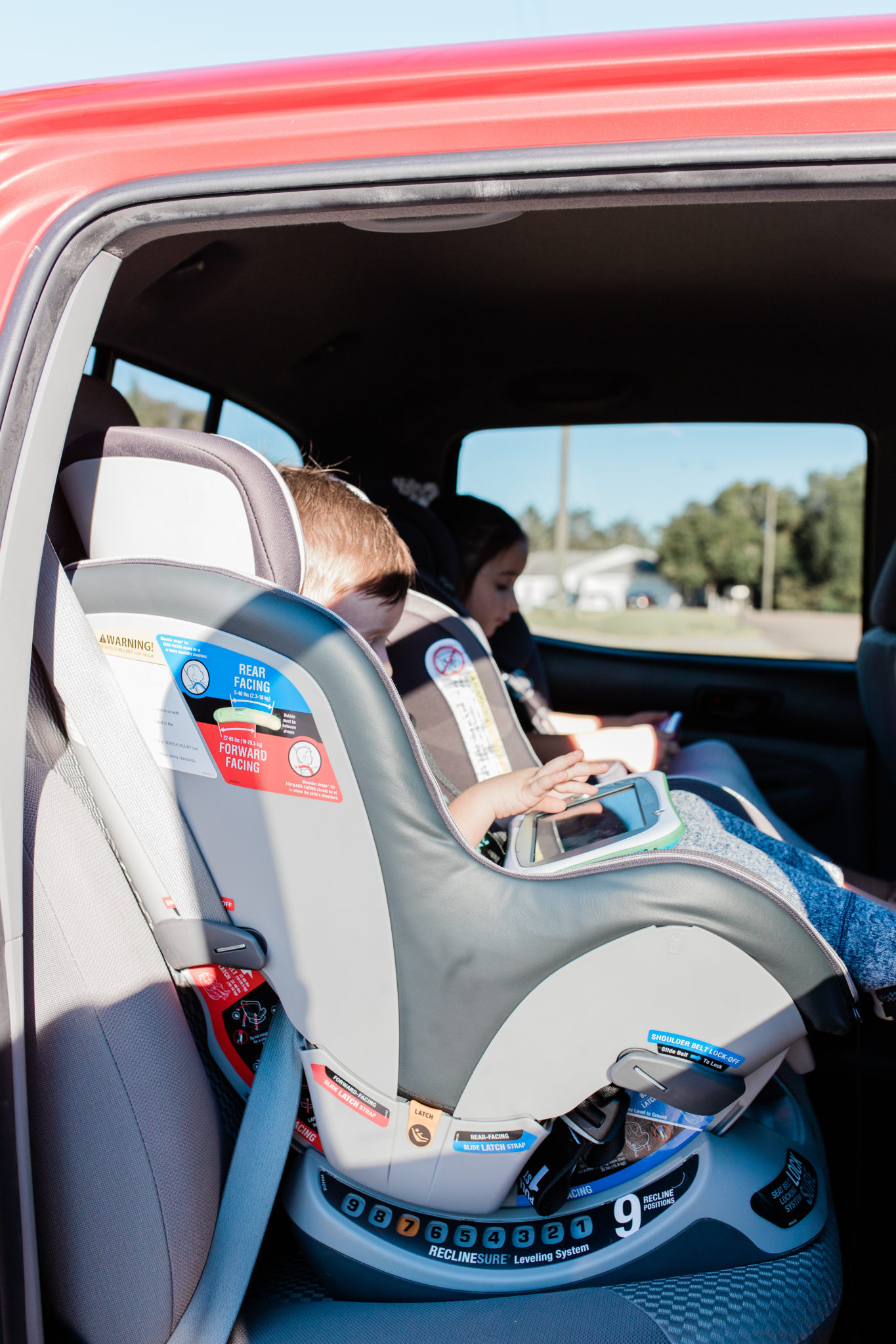 5 Tips for Traveling with Young Kids in Car Seats (featuring the Chicco NextFit Zip Convertible Car Seat - Tampa Lifestyle and Mom Blog, Crazy Life with Littles