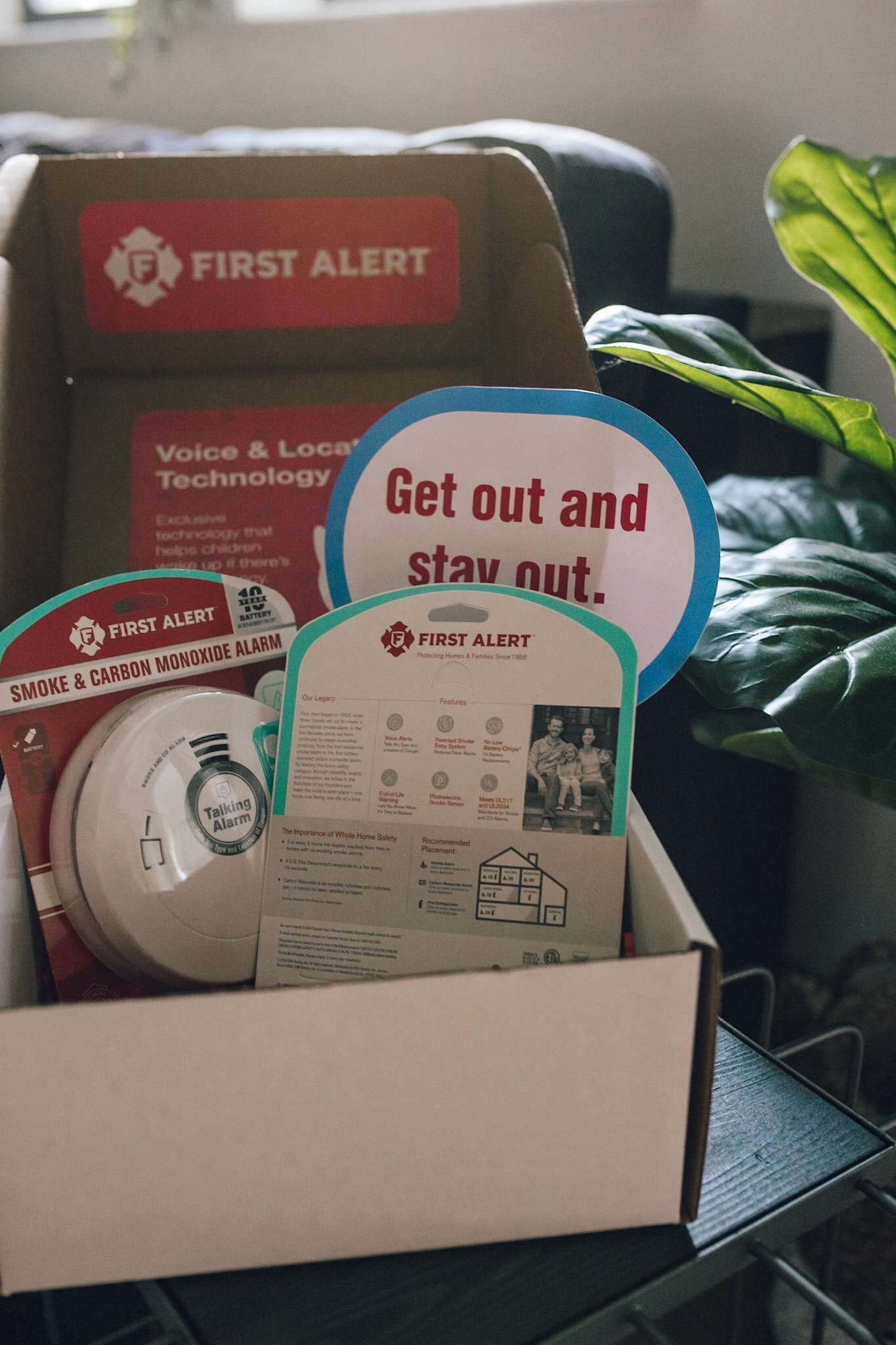 How to Teach your Kids about Fire Safety with First Alert #voiceandlocation #ad #firesafety #momtips #parentingadvice