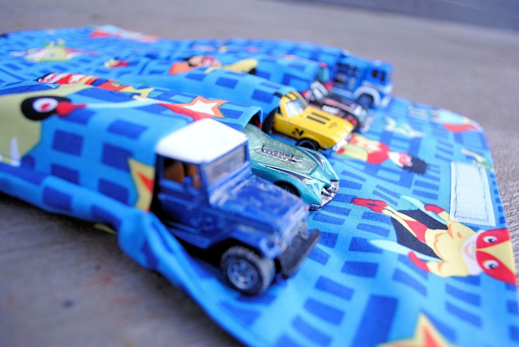 Kids Car Wallet
