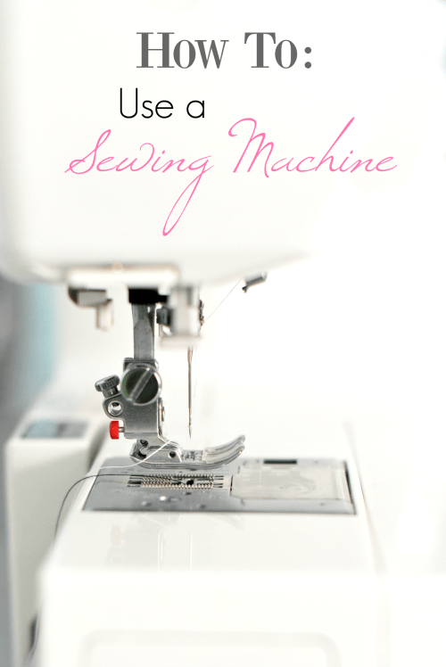 small resolution of how to use a sewing machine from threading to what are all those gadgets